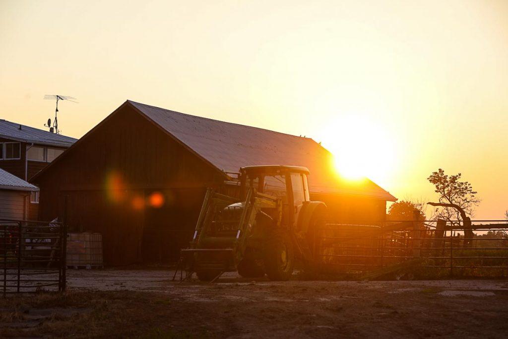 Wagyu Sekai Farm Tractor